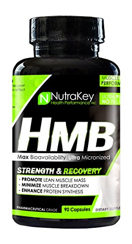 NutraKey HMB Capsules 90 Count product image