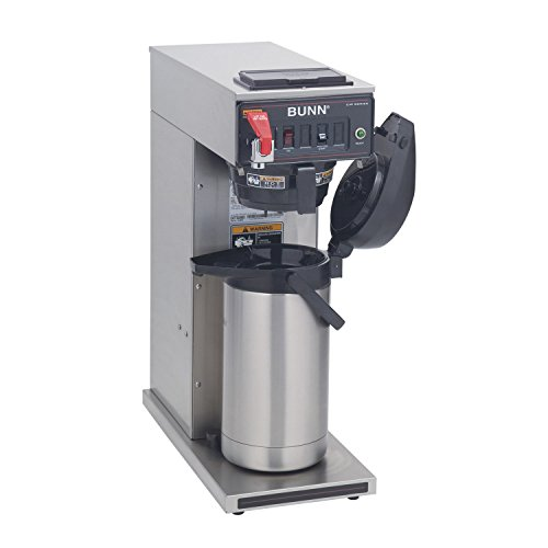 BUNN CWTF15-APS, Commercial Airpot Coffee Brewer - Lamp Brewers