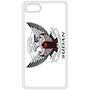 Sudan Coat Of Arms Flag Emblem White Apple Iphone 6 (4.7 Inch) Cell Phone Case - Cover