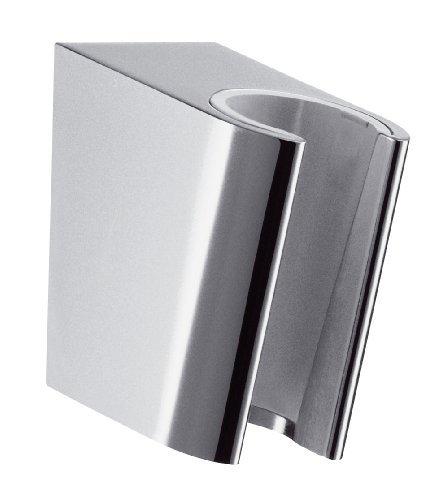 Hansgrohe 28331000 Porter S Hand Shower Holder, Chrome by Hansgrohe (Hansgrohe 28331000 Porter S Hand Shower Holder Chrome)