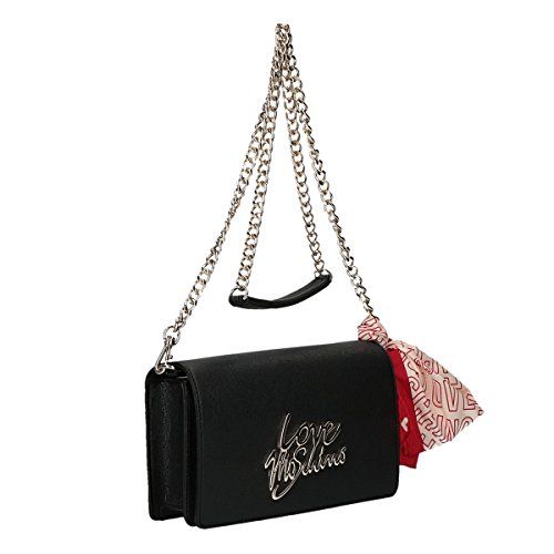 Love Moschino Logo crossbody black