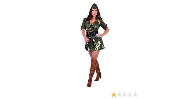 Boland - Disfraz para Mujer Soldado (83586): Amazon.es: Juguetes y ...