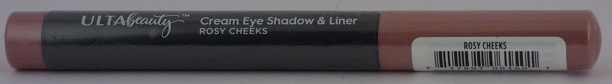 Ulta Cream Eyeshadow and Liner, Rosy Cheeks