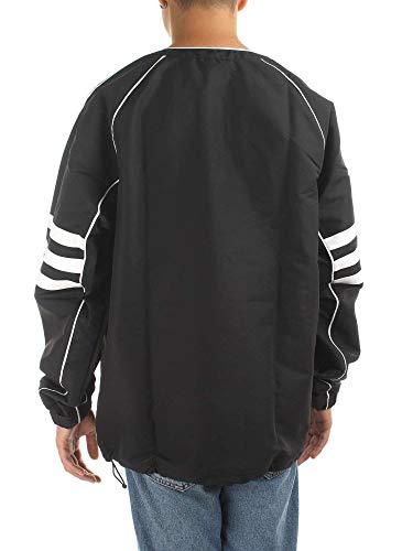 Légère Black Manteaux Auth Originals nbsp; Wvn Mi veste Vestes Tunic saison Homme Adidas amp; qgUOzZZ