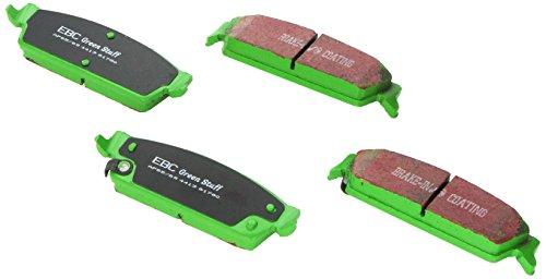 Ebc Brakes (EBC Brakes DP61780 6000 Series Greenstuff Truck and SUV Brake Pad)