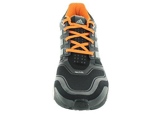 Adidas Energy Boost 2 M Heren Schoenen Maat Zwart / Carmet