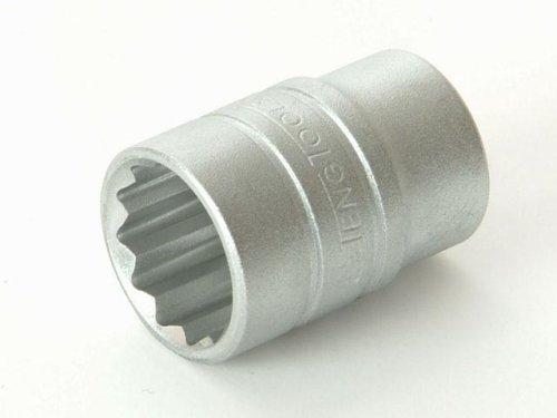 Teng M120510-C Regular Bi-Hexagon Socket 10mm 1 2in Square Drive by Teng