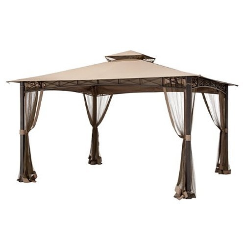 Charmant Garden Winds Riplock Fabric   Replacement Canopy For The San Rafael Gazebo  And Edinborough Gazebo   Buy Online In Oman. | Lawn U0026amp; Patio Products In  Oman ...