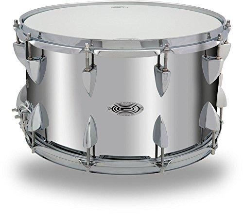 Orange County Drum & Percussion Steel Snare Drum in Chrome Finish 14 x 8 in. by Orange County Drum & Percussion