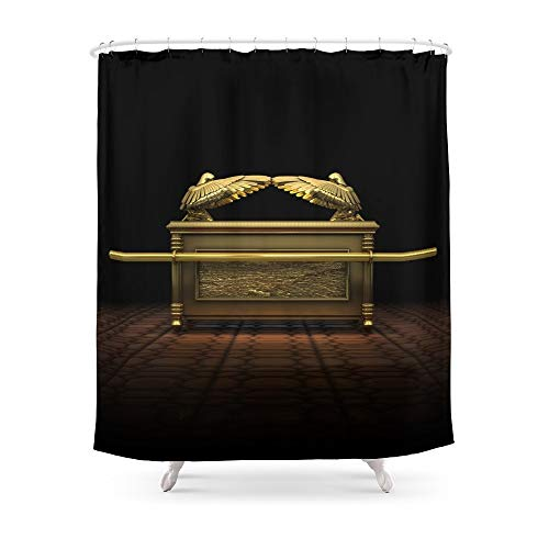 (fengyijiating Ark of The Covenant Shower Curtain 60