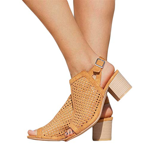 Syktkmx Womens Toe Ring Flip Flops Flat Strappy Thong Beach Sandals
