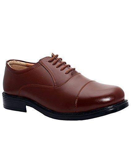 Buy BATA Men's Brown Formal Shoe (9) at