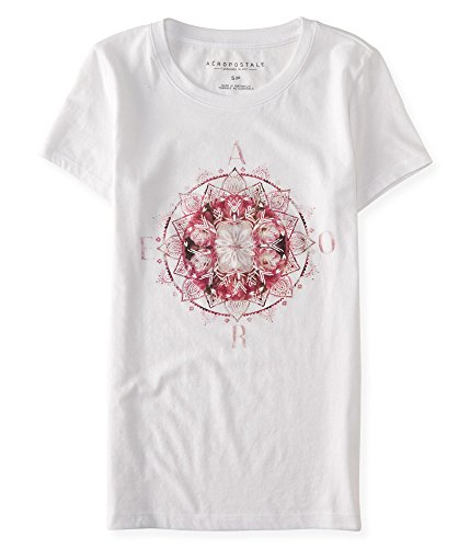 aeropostale-womens-aero-kaleidoscope-graphic-t-shirt-m-bleach