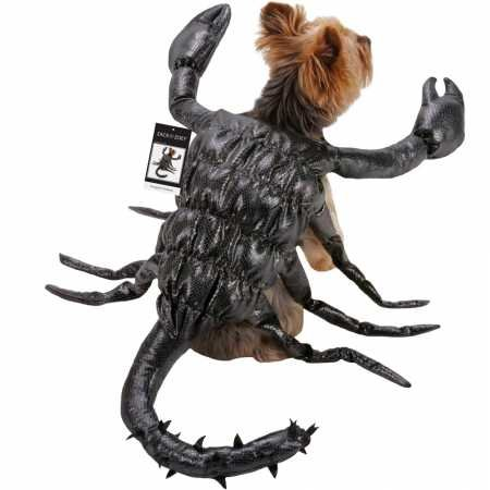 Zack & Zoey Scorpion Dog Costume Large -