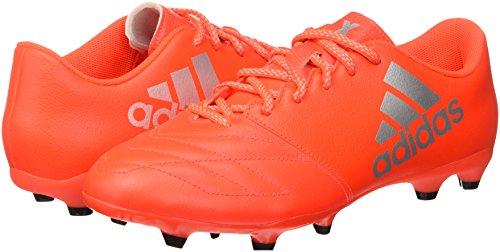 Adidas Heren X 16.3 Stevige Leren Voetballaarzen