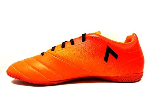 Adidas Ace 17.4 Inomhus Sko Mens Fotboll Sol Orange / Svart / Sol Röd