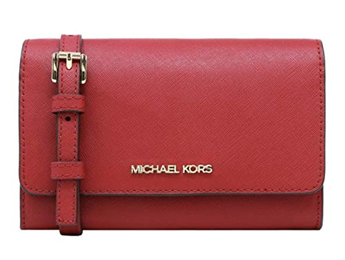Michael Kors Jet Set Travel Multifunction Phone Crossbody Bag
