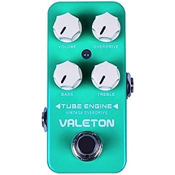 Valeton COD-1 Tube Engine Vintage Overdrive Guitar Effect Pedal