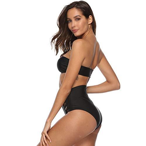 Bei BikiniMaillot Haute54974bikinistailleS Sexy De Taille Bain yi lFJ3Kc1uT