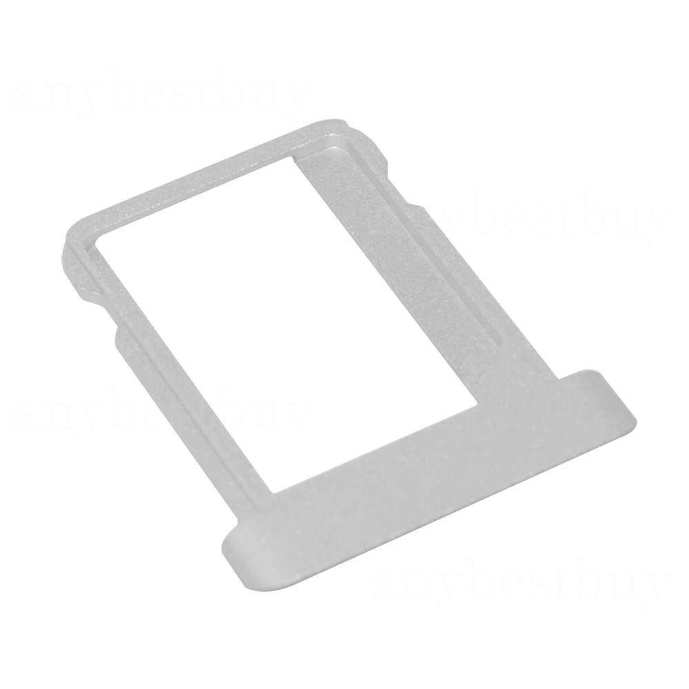 SIM Card Tray for Apple iPad 2 - Silver (A1395, A1397, A1396)