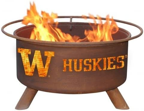 Patina F249 University of Washington Fire Pit