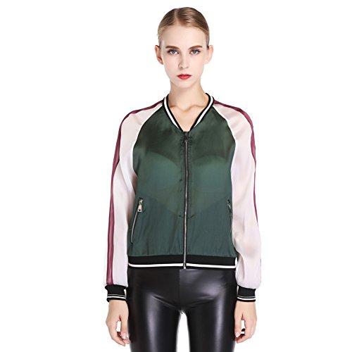 100% Silk Jacket - 7