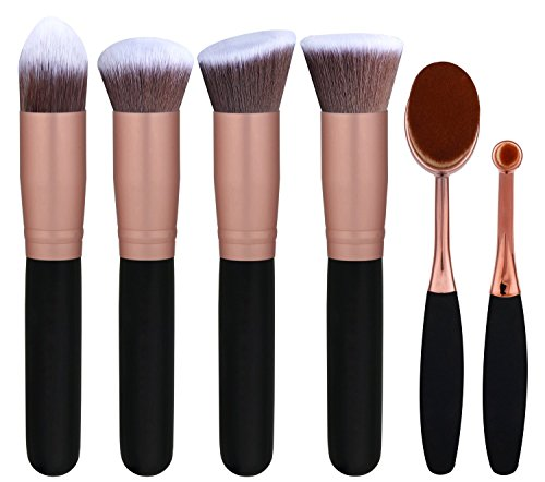 bs-mall-face-foundation-powder-liquid-cream-oval-makeup-brushes-set-synthetic-makeup-brushespack-of-