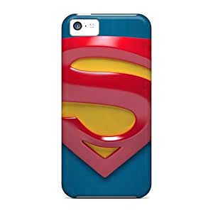 New Style Superman Hard Cases Covers For Iphone 5c