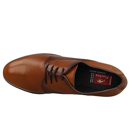 Brown Sugar 9807 Fluchos Shoes Nobuck Leather q6Z6Ofx