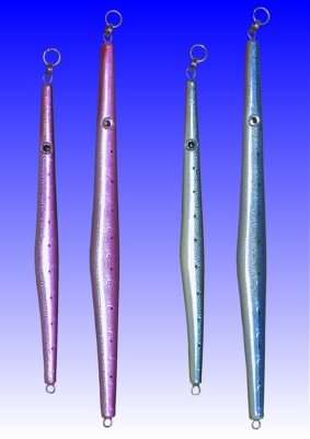 Ten 13ozバタフライタイプ' Spear 'ジグ& 20 Assistフック – ブルーSardine   B008370OTY
