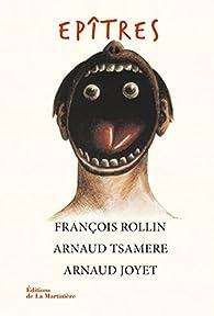 Epîtres par François Rollin