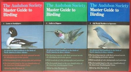 The Audubon Society Master Guide to Birding (3 Volume Set)