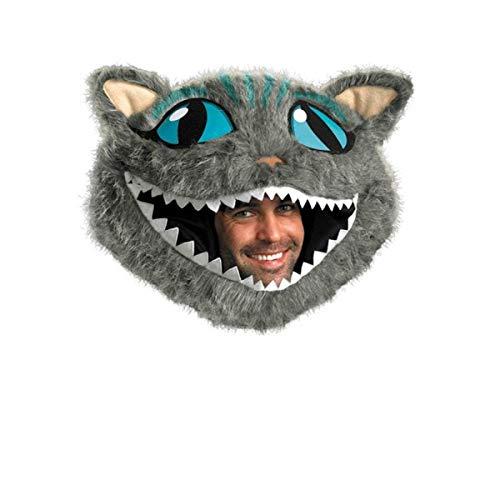 Cheshire Cat Headpiece]()