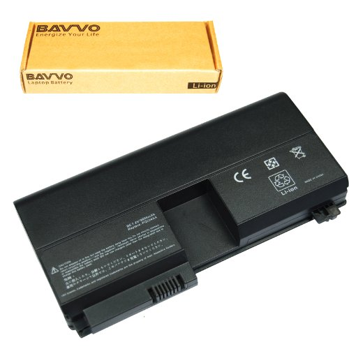 (Bavvo 8-Cell Battery Compatible with Pavilion tx1000 Series)