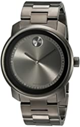Movado Men's 3600259 Bold Analog Display Swiss Quartz Grey Watch