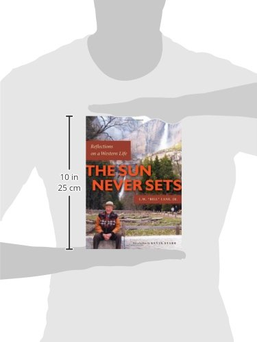 The Sun Never Sets: Reflections on a Western Life by Brand: Stanford General Books