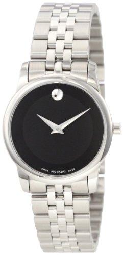 Movado Women s 0606505 Museum Stainless Steel Bracelet Watch