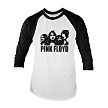 Pink Floyd Unisex Baseball T-Shirt All Sizes Colours