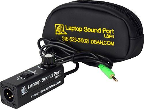 DSan LSP-1 Laptop SoundPort by SAND