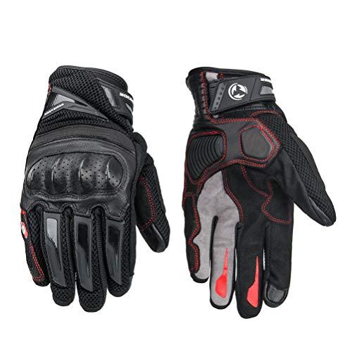 LEXIN Touchscreen-Handschuhe für Männer und Frauen, Vollfingerhandschuhe, Outdoor-Sporthandschuhe für Mountainbike…