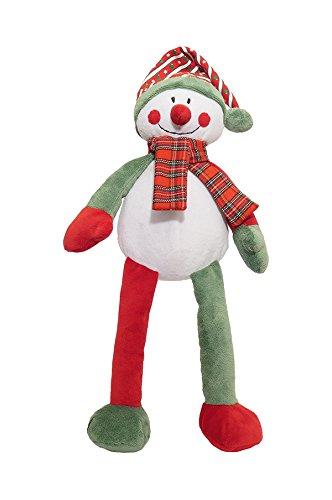 Rosewood Luxury Slushy The Snowman Christmas Dog Toy
