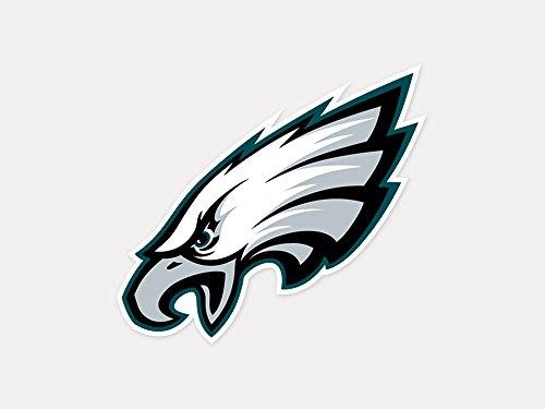 NFL Philadelphia Eagles 63062011 Perfect Cut Color Decal, 4