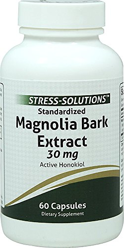 Nutritional Concepts Magnolia Bark Extract 30 mg-60 Capsules by Nutritional Concepts