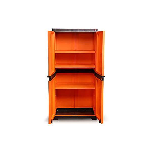 Cello Novelty Big Cupboard with 3 Shelves