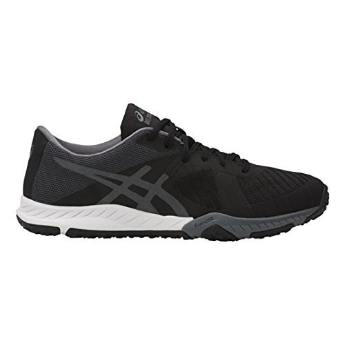 ASICS Womens Weldon X Shoes, Size: 10.5 B(M) US, Color Black/Carbon/White