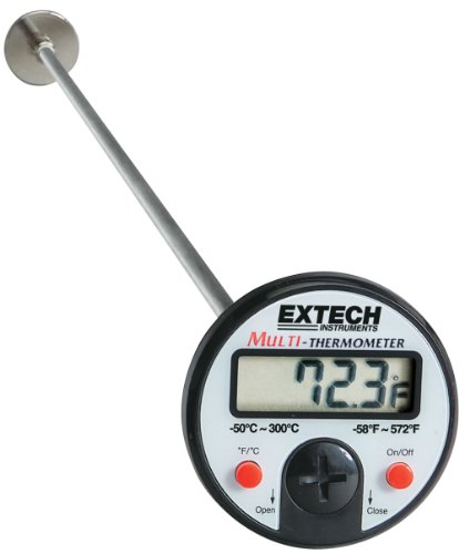Extech 392052 Flat Surface Thermometer