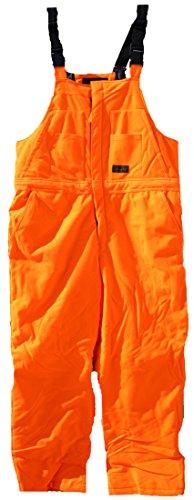 orange coveralls insulated - 7