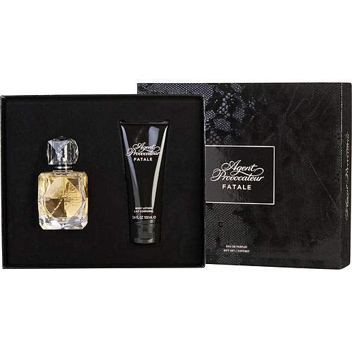 Fatal Gift - AGENT PROVOCATEUR FATALE GIFT SET EAU DE PARFUM NATURAL SPRAY 1.7 oz & BODY LOTION 3.4 oz