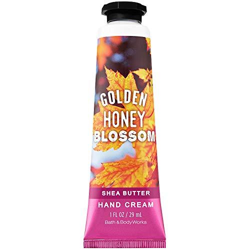 (Bath & Body Works Shea Butter Hand Cream Golden Honey Blossom)