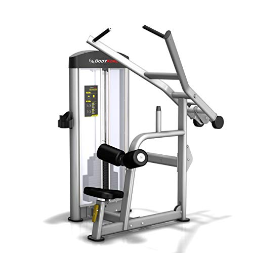 Bodykore Isolation Series: LAT Pull Down- Commercial Selectorized Strength- -GR602